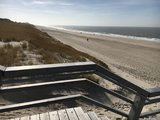 thumbnail - Etappenziel: Der Strand in Wenningstedt