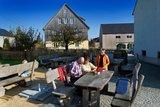 thumbnail - Rastplatz am Haus der Tausend Teiche in Wartha