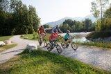 thumbnail - Familienradtour entlang der Isar