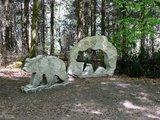 thumbnail - Vor diesen Bären auf dem Waldstein muss man sich nicht fürchten.