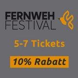 thumbnail - Fernweh Festival 5 - 7 Vorträge 10% Rabatt