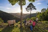 thumbnail - Blick von der Bleiberg-Hütte