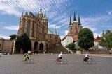 thumbnail - Radfahrer Am Domplatz