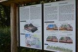 thumbnail - Informationstafel im Geologischen Freilichtmuseum
