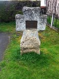 thumbnail - Pestkreuz am Friedhof in Raisting