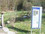 thumbnail - Fischtreppe bei Stausee Gottrazhofen mit Hinweistafel