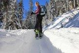 thumbnail - Skitour im Inzell Winter