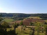 thumbnail - Blick vom Großen Gleisberg Richtung Laasan