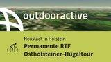 thumbnail - Rennradtour in Neustadt in Holstein: Permanente RTF Ostholsteiner-Hügeltour