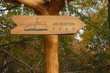 thumbnail - Hinweistafel zum Kaltensteinpfad
