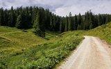 thumbnail - Auffahrt ins Lattengebirge