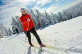 thumbnail - Langlauf auf dem Rennsteig-Skiwanderweg
