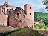 thumbnail - Schloss- und Festungsruine Hardenburg - Führung