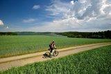 thumbnail - Radtour rund um die Talsperre Pöhl