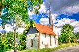 thumbnail - Dorfkirche - Sachsenbrunn