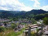thumbnail - Aussichtspunkt Grafensprung am Gernsbacher Sagenweg