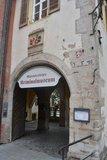 thumbnail - Im Kriminalmuseum wird manches schauerliche Ausstellungsstück gezeigt.
