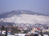 thumbnail - Metzinger Weinberg mit Schnee