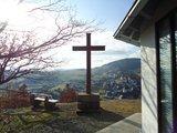 thumbnail - Kreuzbergkapelle mit Blick auf Düdinghausen