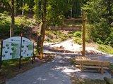 thumbnail - Marienruhe Eingangsportal Aufstiegswege