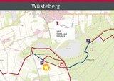 thumbnail - TT Gehnberg - Auszug Wandertafel am Wanderparkplatz Wüsteberg
