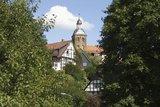thumbnail - Blick auf die E. Kirche in Tecklenburg