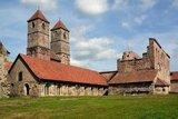 thumbnail - Hennebergisches Museum Kloster Veßra: Ruine der Klosterkirche