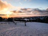 thumbnail - Blick auf Schöneck Winter