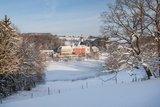 thumbnail - Kloster Höglwörth im Winter