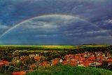 thumbnail - Langenstein (mit Regenbogen), Stefan Herfurth