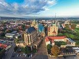 thumbnail - Erfurter Dom von oben