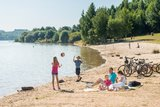 thumbnail - Familienausflug Blaustein-See