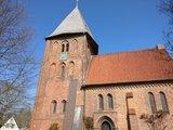 thumbnail - frühgotische Backsteinkirche in Zarpen