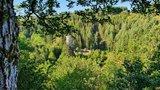 thumbnail - Frauenburg bei Frauenberg am Burgen-Radweg