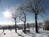 thumbnail - Winterwandern, Blick auf Medebach