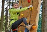 thumbnail - Kletterwand im Kletterpark Grünheide