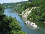 thumbnail - Schifffahrt durch den Donaudurchbruch und das Naturschutzgebiet Weltenburger Enge in Kelheim im Altmühltal