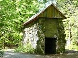 thumbnail - Die Schutzhütte Bärenfang auf dem Waldstein.