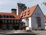 thumbnail - Rathaus mit Brunnen in Bad Gandersheim
