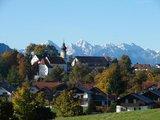 thumbnail - Wildsteig mit Panoramablick auf die Alpenkette