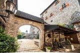 thumbnail - Torbogen an der Burg Stolberg