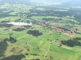 thumbnail - Bad Bayersoien mit dem Soier See (links im Bild)