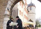 thumbnail - Eingang von Schloss Kromsdorf