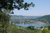 thumbnail - Blick auf den Bopparder Hamm und Filsen