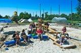 thumbnail - Ein Paradies zum Austoben: der Mehrgenerationengarten Sand und Water-Werk in der Ortschaft Simonswolde