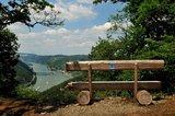 thumbnail - Blick auf Kaub und die Burg Pfalzgrafenstein