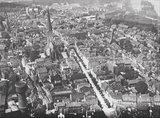 thumbnail - Historisches Luftbild der Stadt Wesel