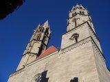 thumbnail - Türme der Liebfrauenkirche - Arnstadt