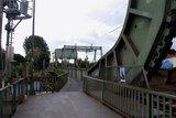 thumbnail - Weg über die Eisenbahnrollklappbrücke in Oldenburg