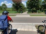 thumbnail - Überquerungshilfe über die Ortsumgehungsstraße von Ottobeuren